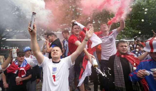 EM England Fans
